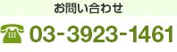 TEL:03-3923-1461